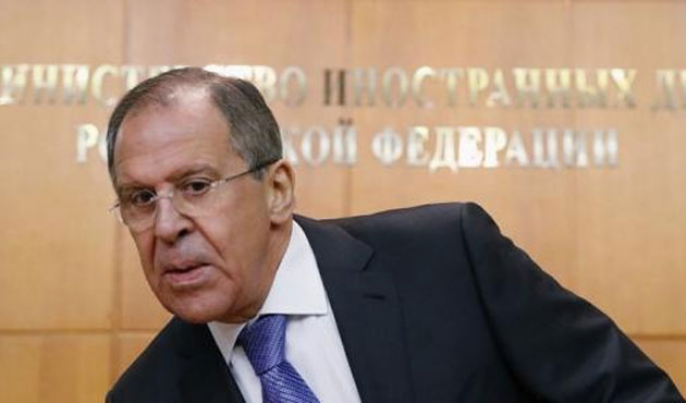 Russia FM: Syrians capable of deciding their country's fate