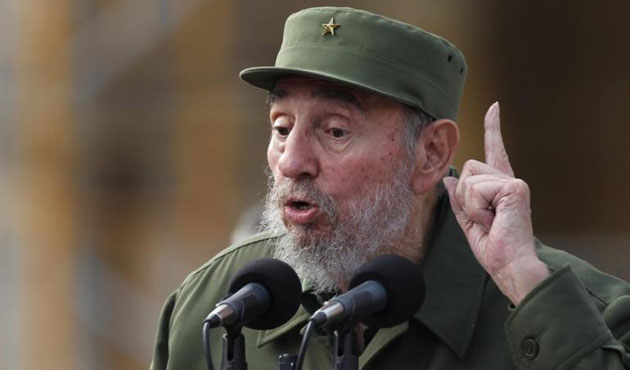 Fidel Castro says 'has no need of gifts from' US