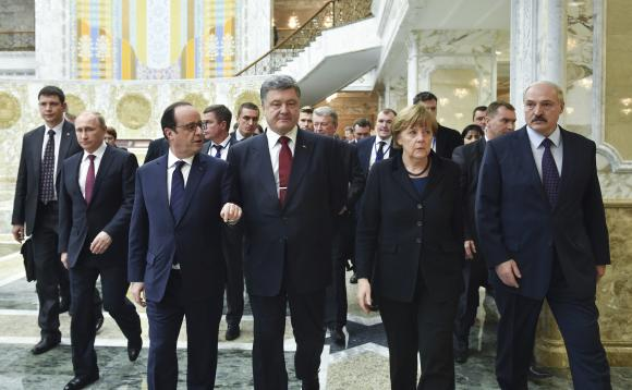 France to host ministerial meeting on Ukraine crisis