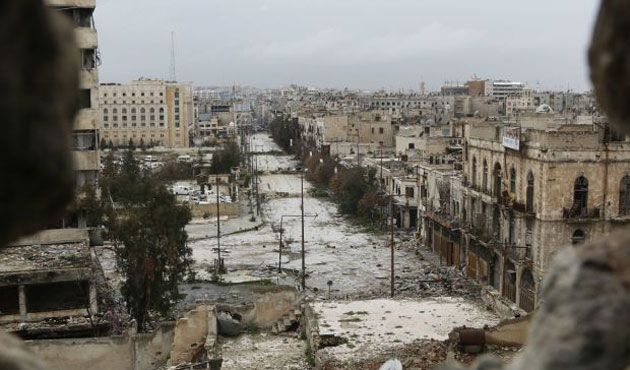 Water, power return to Syria's Aleppo after three-week cut