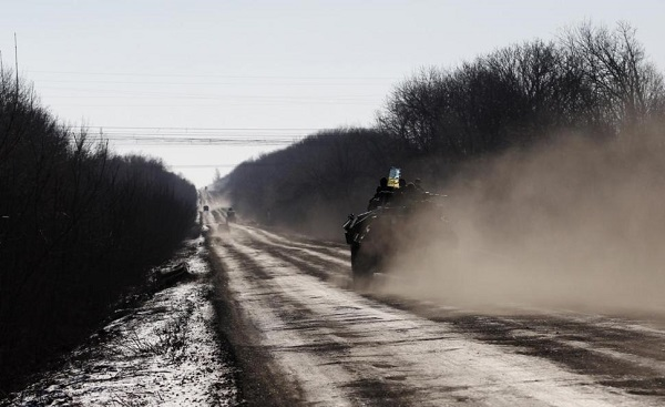 Ukraine announces army pull-out from Debaltseve