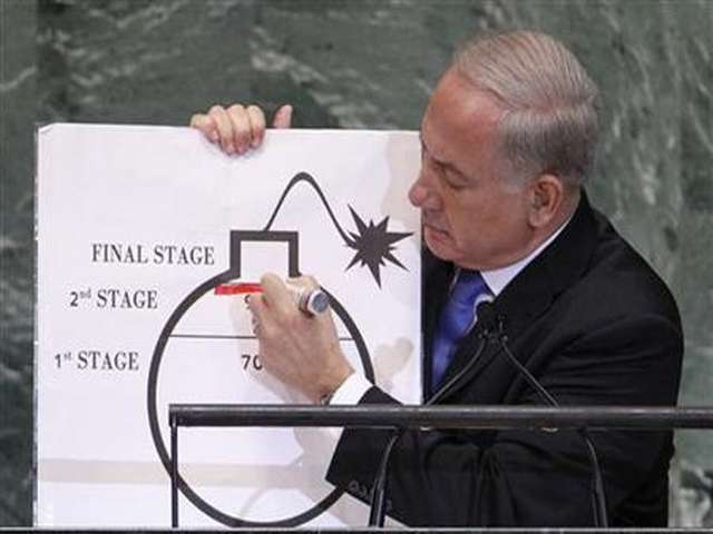 Israel's Mossad acquits Iran on 'nuclear weapon' -report