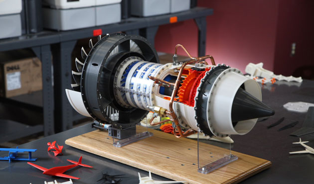 Australian engineers unveil world's first 3D printed jet engine