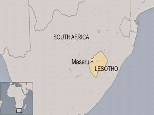 Lesotho's army chief shot dead by rival soldiers