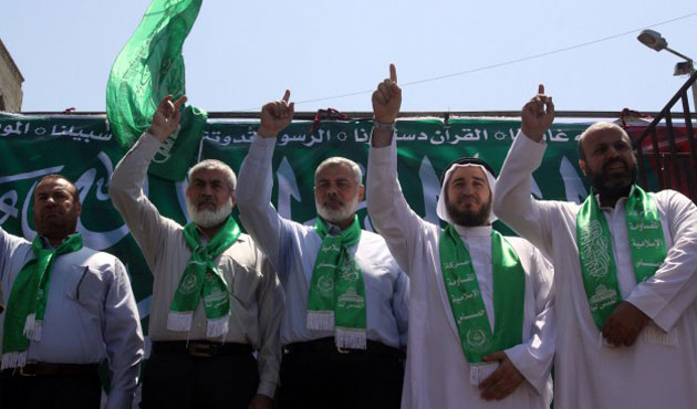 Hamas gains in popularity among Palestinians
