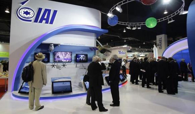 S. Africans protest Israeli trade exhibition