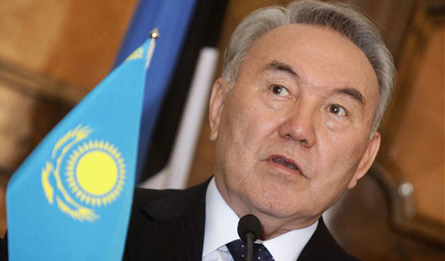 Kazakhstan's ruling party proposes new term