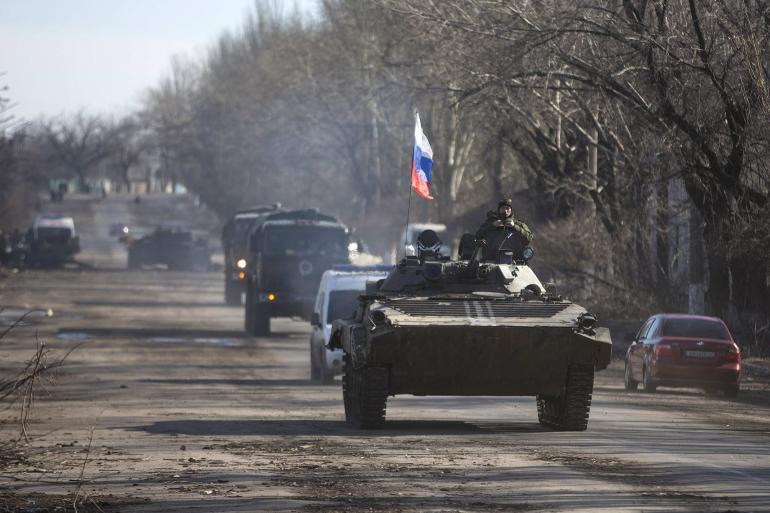 Separatist leader warns fighting in E. Ukraine could escalate