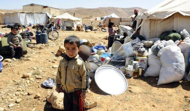 UN says Syria refugees need $35mn in aid weekly
