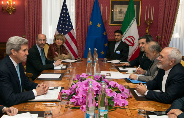 Zarif returns to Iran for nuclear deal consultations