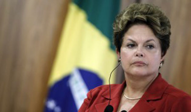 Rousseff: Brazil trial a pretext for a 'coup'