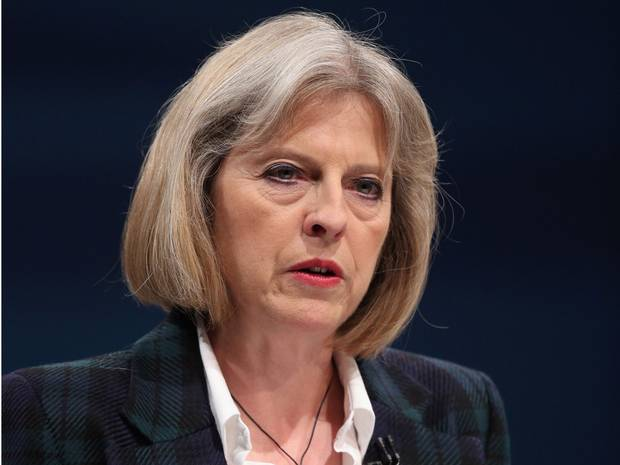 May's Conservatives sign power deal with Northern Ireland's DUP
