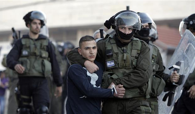 Israel's new tactic to detain Palestinians: ISIL