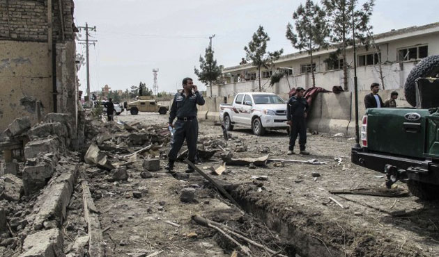 Car bomb kills two, injures 51 in Afghanistan