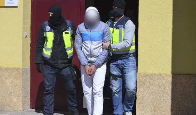 Three ISIL suspects arrested in Spain