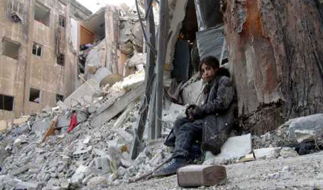 Palestinian Envoy: Military solution for Yarmouk