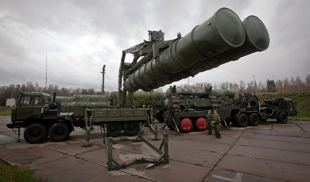 China to buy S-400 air defense systems from Russia