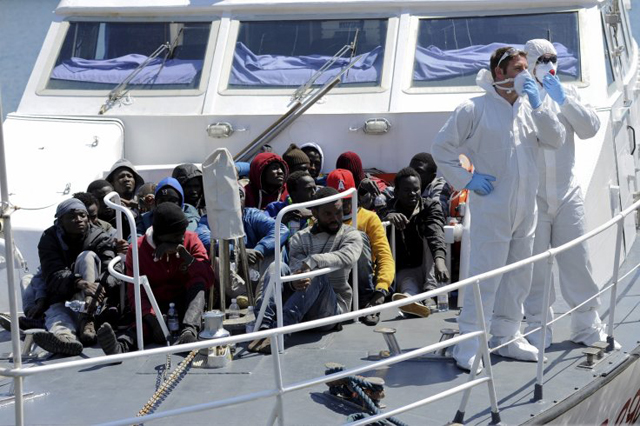 Over 150,000 migrants reach Europe