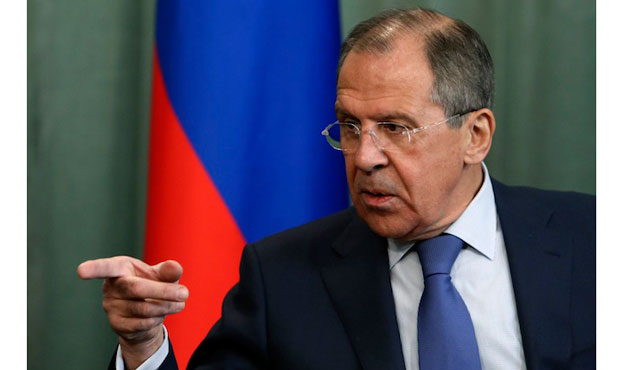 Lavrov blasts Biden idea on splitting Iraq into parts