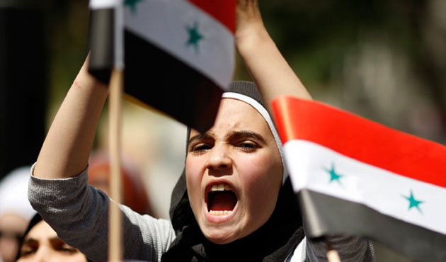 Two Syrian groups agree on roadmap to end war