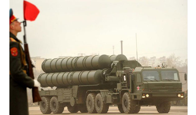 Russia not entering arms race with West