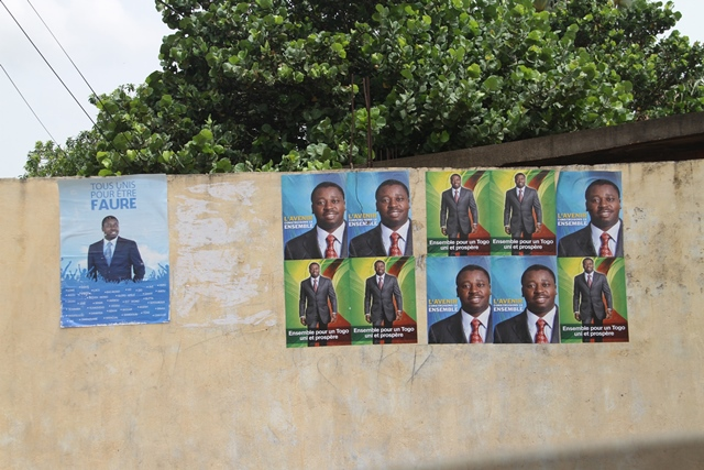 Togolese elect new president