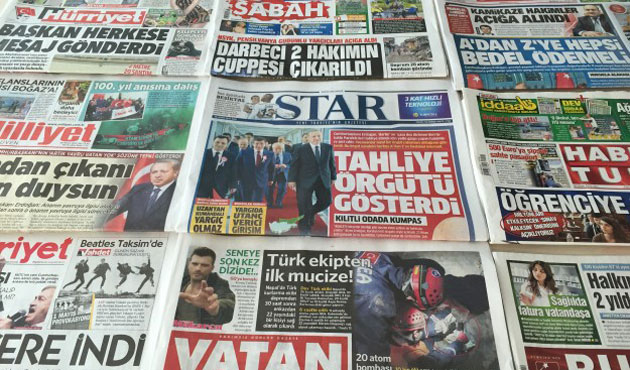 TURKISH PRESS REVIEW ON JUNE 22