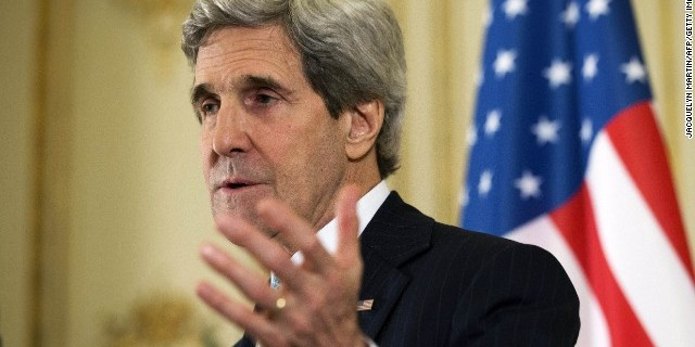 Syrian cease-fire in weeks: Kerry