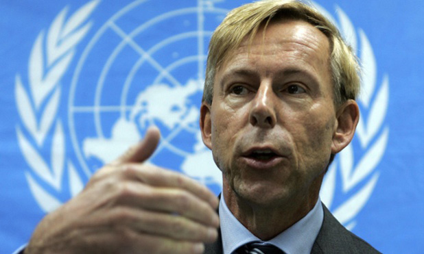 UN suspends official over 'child abuse in CAR' leak