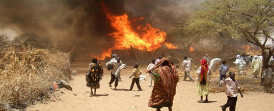 Dozens killed in Darfur clashes