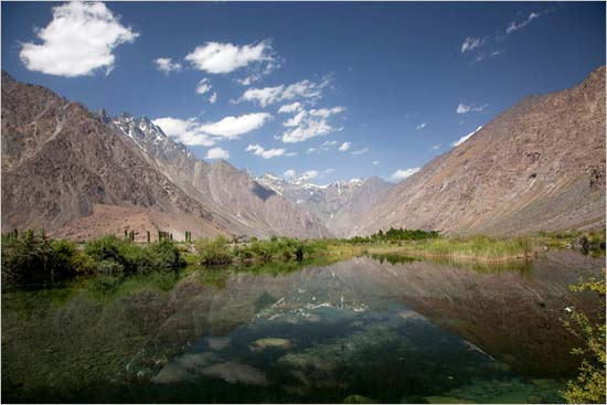 Tajikistan closes eastern region to tourists