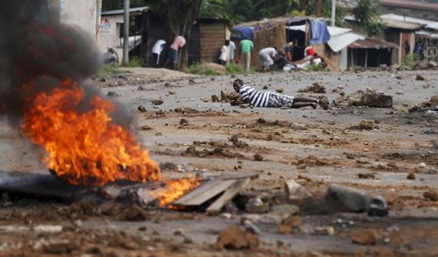 Local leader of Burundi's ruling party killed