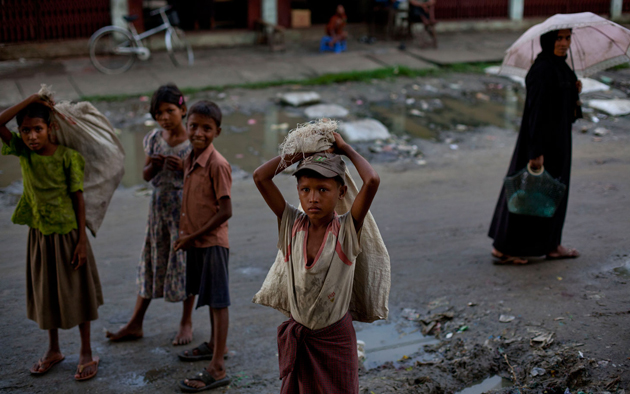 Myanmar blasted for exluding Rohingya in census