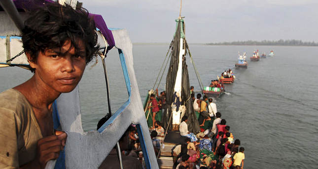 UN panel calls for Myanmar citizenship for Rohingya