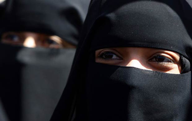 Chad bans Muslim face covering