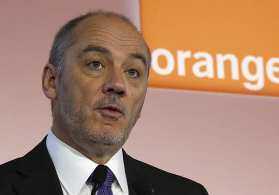 French giant Orange to cut ties with Israel