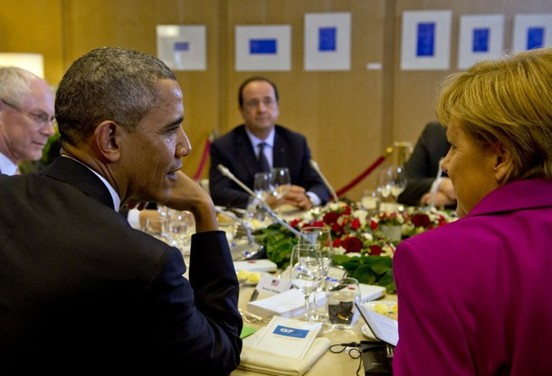 Germany drops US spying probe over G7 friendship