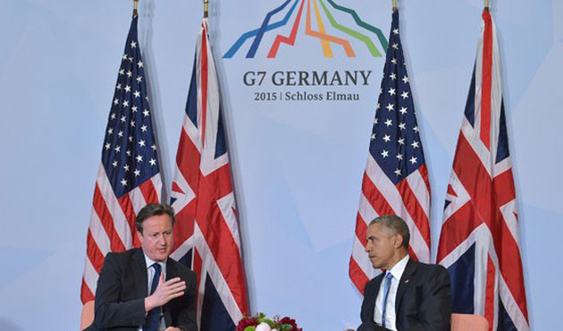 Obama urges UK to stay in EU