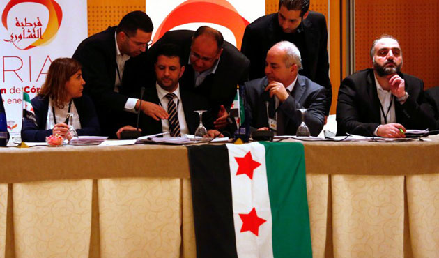 Syrian opposition meeting in Riyadh postponed