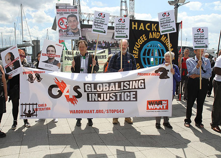 UK:G4S cleared after probe into activities in Israel