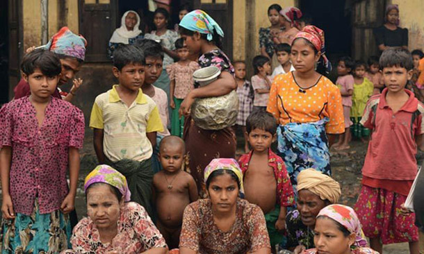 Pakistan gives $5 mn aid for Rohingya Muslims