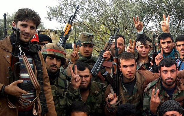 Syrian opp. take last military foothold in south