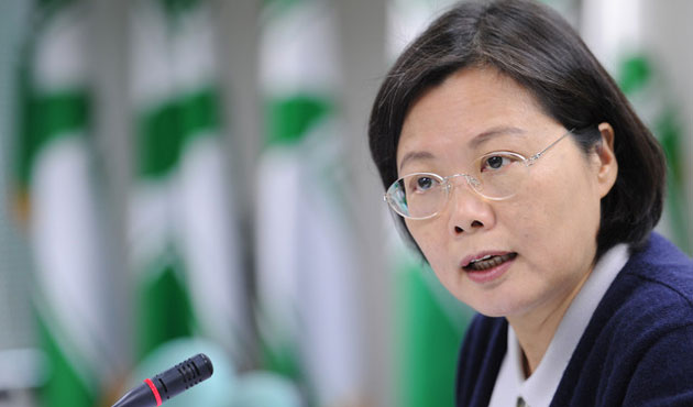 Taiwan opposition leader needs to explain China policy