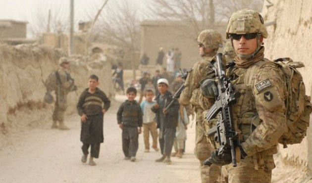 'Indirect fire' kills US woman in Afghanistan