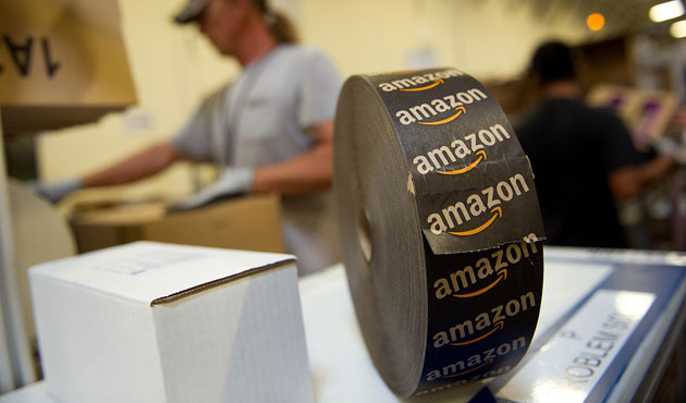 Amazon launches one-hour delivery service in London