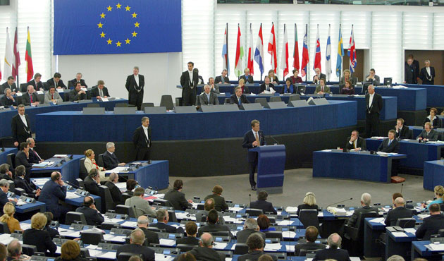 EU lawmakers call for speeding up Turkey's accession