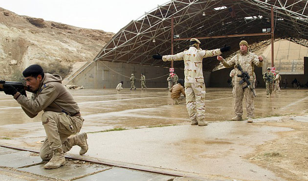 Experts mixed on US training effort in Iraq