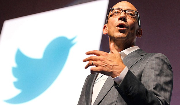 Twitter's Dick Costolo to step down as CEO