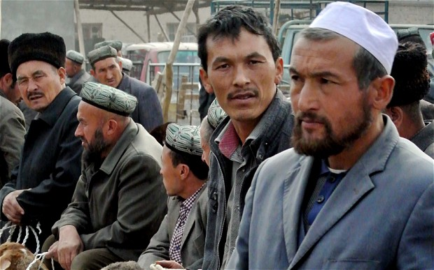 Uyghurs with 'Crescent Moon-Shaped' beards arrested
