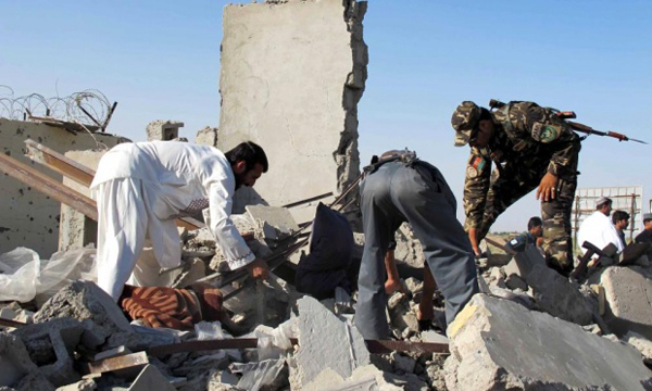 Taliban attack police post in Afghanistan killing 17